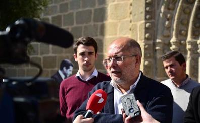 Francisco Igea critica a los partidos que insisten en «mirar hacia atrás» frente al «espíritu de la modernidad» de Ciudadanos