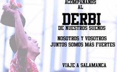 El CD Guijuelo prepara viaje de aficionados al derbi ante Unionistas
