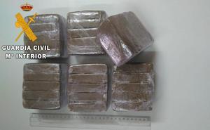 Una detenida por tráfico de drogas en la localidad vallisoletana de Íscar