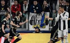 El Ajax reescribe su historia a costa de la Juventus