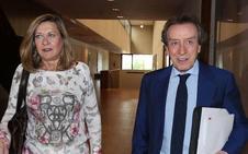 El consejero de la Presidencia, el capitán del VRAC y la presidenta de Jóvenes Empresarios, en la lista del PP de Valladolid