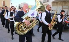 Baltanás abre la Semana Santa con el Pórtico Musical