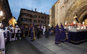 El Prendimiento de Palencia se cita en San Miguel
