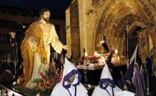 Procesión del Prendimiento en Palencia