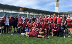 El Adus Rugby jugará el play-off de ascenso a División de Honor B ante el Uni Bilbao Rugby