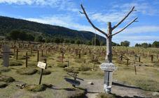 Confían en que la Junta inicie la declaración de BIC del Cementerio de Sad Hill antes de las elecciones de mayo