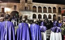 Procesión del Santo Rosario de Dolor en Torrelobatón (2/2)