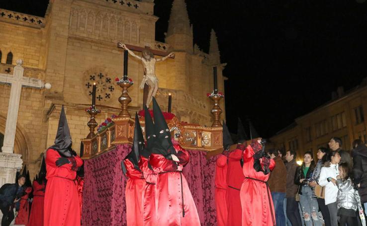 Procesión de la Buena Muerte en Valladolid