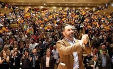 Mitin de Vox en Valladolid