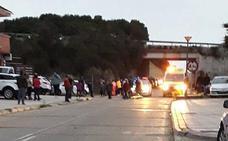 El motorista fallecido en Puente Duero era un joven de Valdestillas