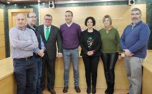 PP, PSOE, UPyD y CI de Carbajosa se unen por el Día Mundial contra la Esclavitud Infantil