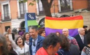 Abogados Cristianos se querella contra el grupo de republicanos que «atacó» a cofrades en Valladolid