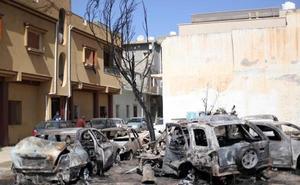 Las autoridades de Trípoli acusan a Haftar de «crímenes de guerra»
