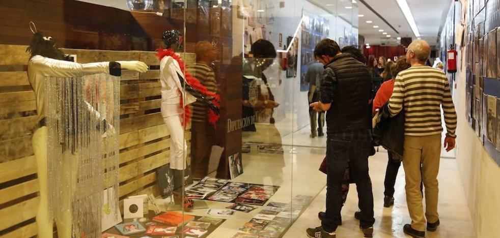 El Museo del Vino acoge una muestra de David Bowie dentro de los actos de su 20 aniversario