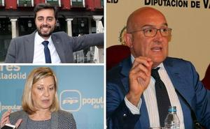 Casado tensa la lista municipal del PP de Valladolid con la imposición de Borja García en puestos de salida