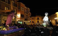 Procesión del Encuentro en Peñafiel (2/2)