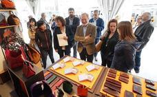 La XXVII Feria de Artesanía de Valladolid muestra el trabajo de 36 talleres de toda España