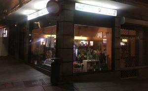 Muere un hombre de un infarto en una floristería de Palencia