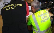 Desarticulada una banda que manipulaba vehículos de alta gama con tentáculos en Segovia