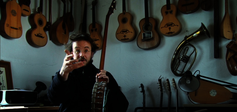 Germán Díaz: «La música tradicional es un gran depósito de referencias y de inspiración»