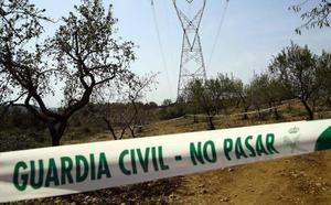 La Guardia Civil identifica los restos humanos hallados en junio en Terradillos