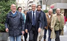 Adolfo Suárez Illana visita Valladolid