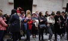 Vía Crucis procesional en Valladolid (1/2)