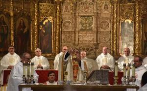 El obispo de Ávila califica de 'emergencia vocacional' la escasez de nuevos sacerdotes