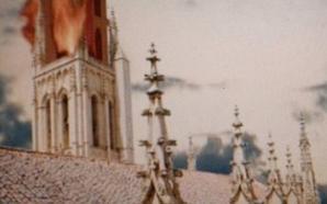 Aquel 18 de septiembre de 1614 en el que un rayo incendió la torre de la Catedral de Segovia