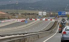 La conexión de la variante SG-20 a la autopista AP-61 estará acabado en agosto