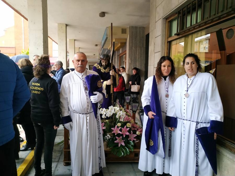 Guardo se queda sin procesiones en Jueves Santo