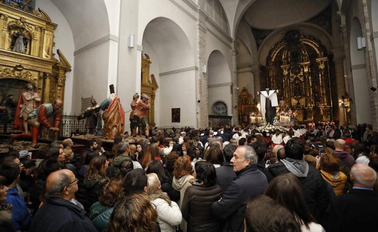 Suspendida la procesión del Santísimo Cristo Despojado en Valladolid