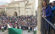 Reyes Maroto asegura que el Museo de Semana Santa de Zamora «contará con la ayuda del Gobierno»