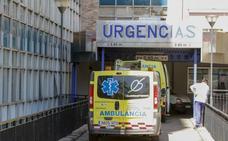 Heridos dos hombres, uno de ellos grave, en una colisión en la SA-315 en La Fuente de San Esteban