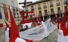 Procesión del Indulto en Palencia