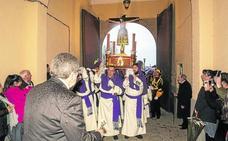Solo cuatro pasos de los once previstos llegan a la Catedral