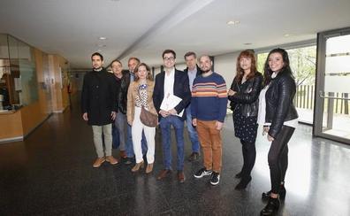 Mateos presenta al PSOE como «la única oportunidad para cambiar Salamanca»