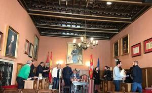 La nueva relación de puestos de trabajo marca el presupuesto del Consistorio de Ciudad Rodrigo