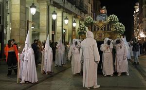 La Quinta Angustia de Palencia desafió a la lluvia
