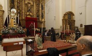 La iglesia de Allende el Río se queda huérfana de procesiones un año más