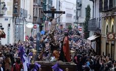 Procesión de la Amargura de Cristo en Valladolid