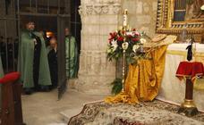 Acto de la Oración del Huerto en San Pablo