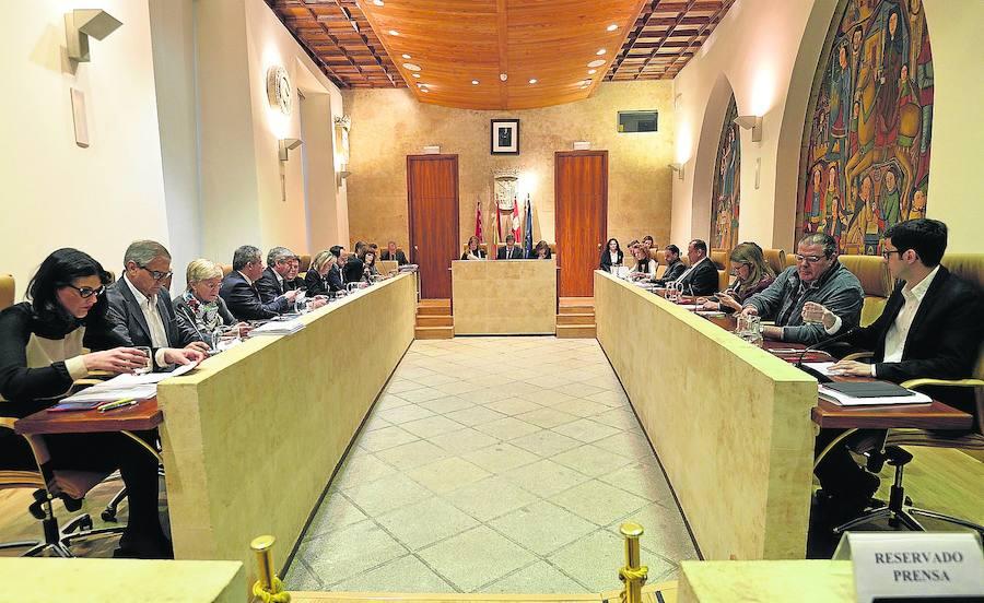 El Pleno da el bueno definitivo a las cuentas municipales para 2019