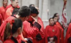 Las previsiones despejan el camino para la Procesión General de Valladolid