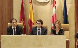 Carmen Sánchez Bellota y Salvador Cruz acompañarán a Mañueco en la lista del PP a las Cortes