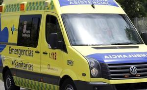 Fallece un ciclista tras sufrir una caída en Mirueña de los Infanzones (Ávila)