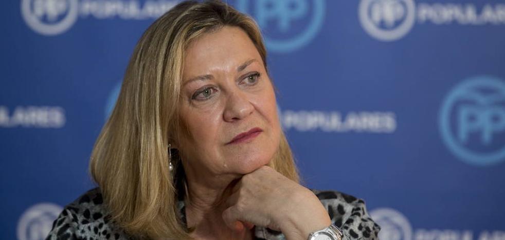Del Olmo lamenta «los pulsos internos en el PP» y desvela que Carnero encabezará la lista a las Cortes
