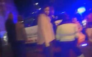 Atropellado un agente municipal en la procesión de La Caridad de Medina del Campo