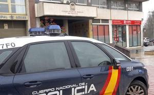 Trata de agredir con un cuchillo en Palencia a la Policía al acudir a un domicilio por malos tratos