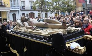Recorrido de las procesiones del Sábado Santo en Valladolid